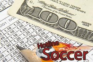 足球博彩——价值数十亿美元