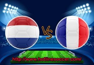 Giao hữu quốc tế: Hà Lan v Pháp