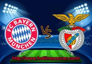 Lượt đi tứ kết Champions League: Bayern Munich v Benfica