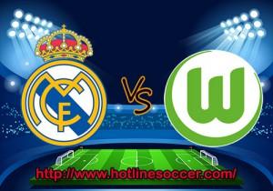 Champions League: Real Madrid vs Wolfsburg