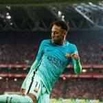 Neymar Xô Xát Với Đồng Đội Trên Sân Tập Trước Trận El Clasico Giao Hữu Ở Miami