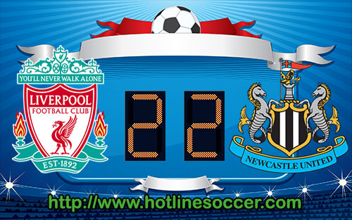 Liverpool 2-2 Newcastle