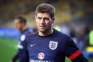 สตีเว่น เจอร์ราร์ด (Steven Gerrard)