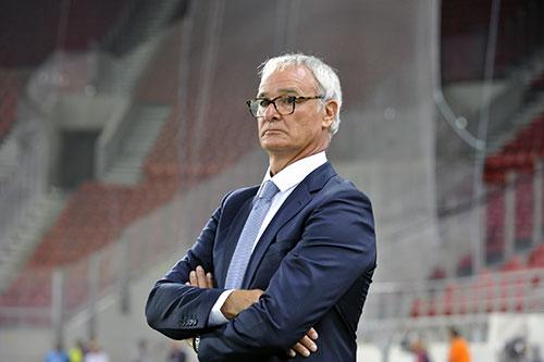 เคลาดิโอ รานิเอรี่ (Claudio Ranieri)