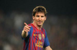 ลิโอเนล เมสซี่ (Lionel Messi)
